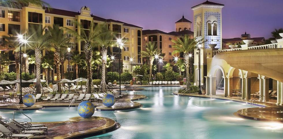 Hilton Grand Vacations Club at Tuscany Village