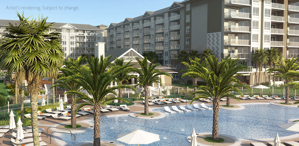 Ocean Oak Resort by Hilton Grand Vacations Club